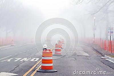 Danger on Road