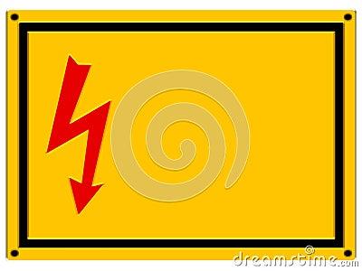 Danger Sign - Relief