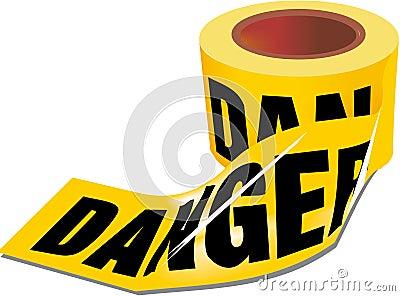 Danger Tape