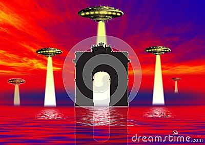 danger Ufo