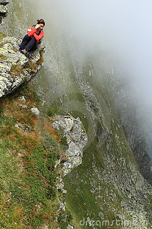 Dangerous hiking