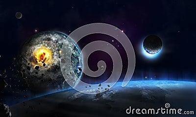 Dangerous Universe