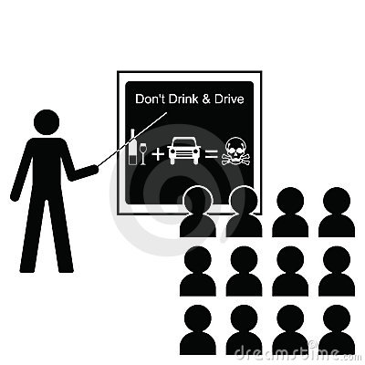 Dangers of drink driving