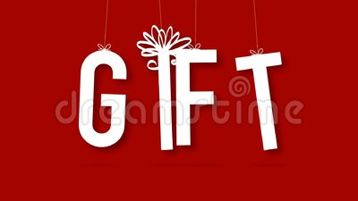 Dangling gift word over flat red background stock footage video dangling gift word over flat red background stock footage video of decoration free 84043034 negle Gallery