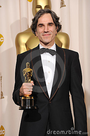 Daniel Day-Lewis Editorial Stock Photo