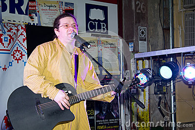Daniel Fat Editorial Stock Photo