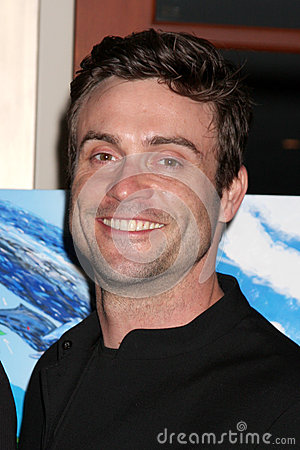 Daniel Goddard Editorial Stock Image