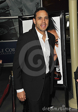 Daniel Sunjata Editorial Stock Image