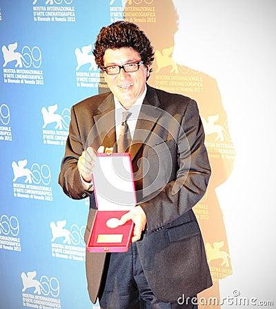 Daniele Cipri Editorial Stock Photo