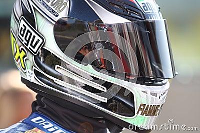 Danilo Petrucci Ducati 1198R Barni Superstock Editorial Photography