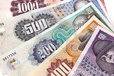 Danish валюты