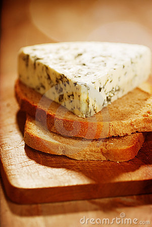 Danish blue cheese