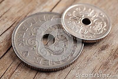 Danish coins
