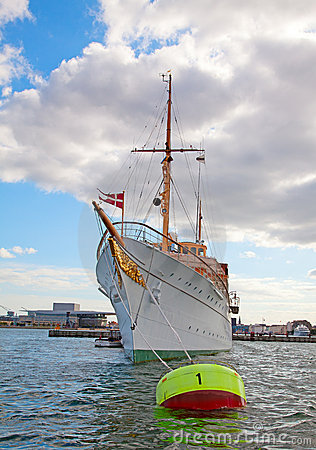 Danish Royal yacht