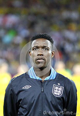 Danny Welbeck of England Editorial Photography