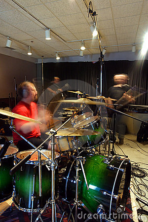 Dans le studio 2