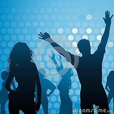 Dansdeltagare