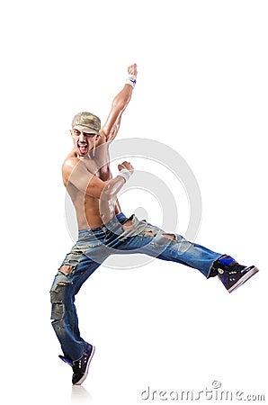 Danse de danseur