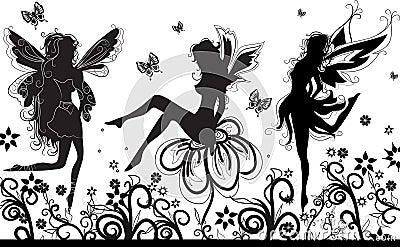 Danse de fées
