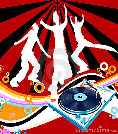 Danse de silhouettes