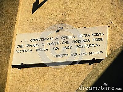 Dante quote