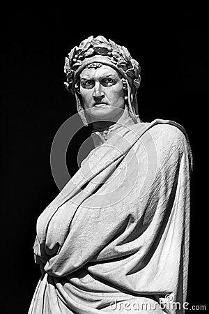 Dante s sculpture