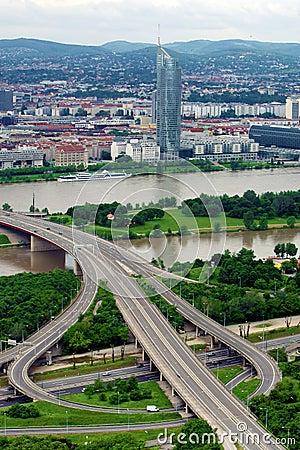 Danube in Vienna