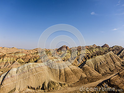 Danxia landform in China