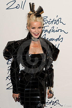 Daphne Guinness Editorial Stock Image