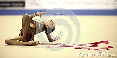 Daria Dmitrieva Editorial Stock Image