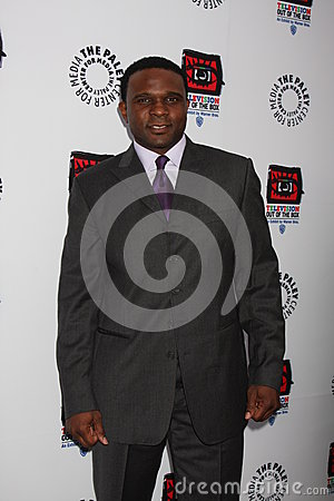Darius McCrary Editorial Stock Photo
