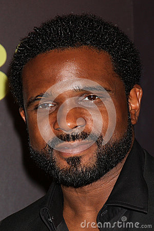 Darius McCrary Editorial Image