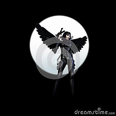 Dark Angel 01