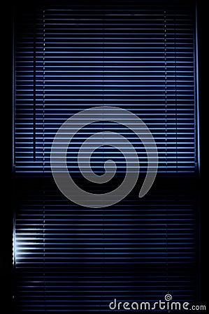 Dark blinds