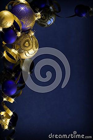 Free Dark Blue Christmas Royalty Free Stock Image - 27927246