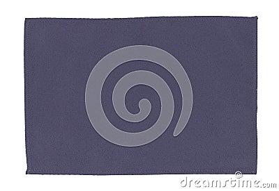 Dark blue material texture
