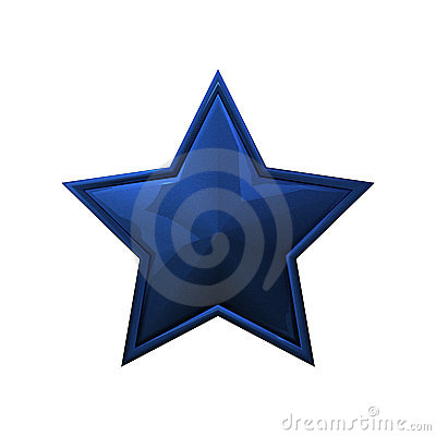 Dark-Blue Star