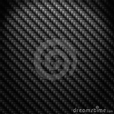 Dark carbon fiber weave background