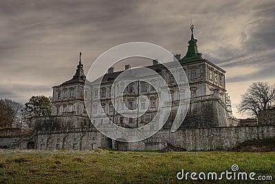 Dark castle HDR