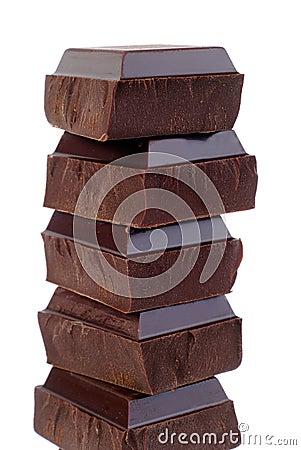 Free Dark Chocolate Stock Photography - 3635342