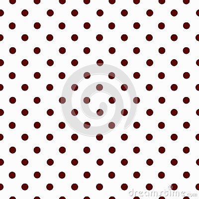 Free Dark Circles On A Light Background Seamless Vector Pattern Stock Image - 58565831