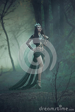 Free Dark Evil Queen Stock Photo - 74095230