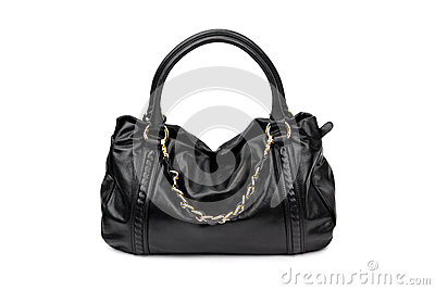 Dark female bag-1