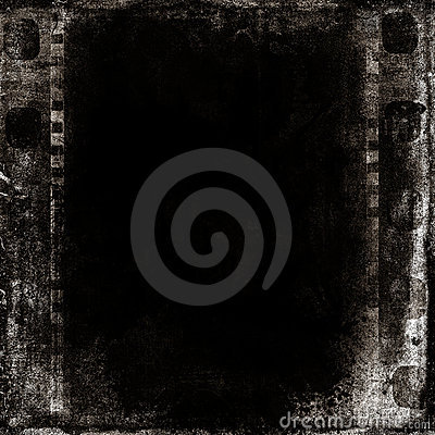 Dark film strips
