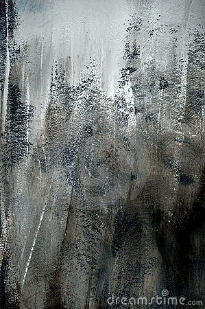 Free Dark Grey Background Of Rough Paint Texture Stock Photography - 13697912