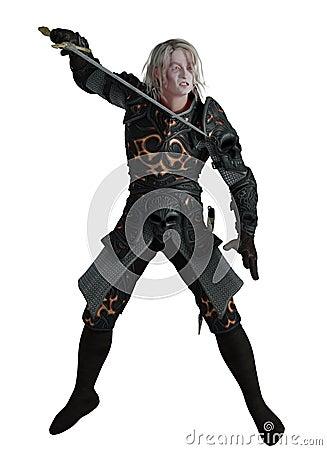 Dark Lord Fighting