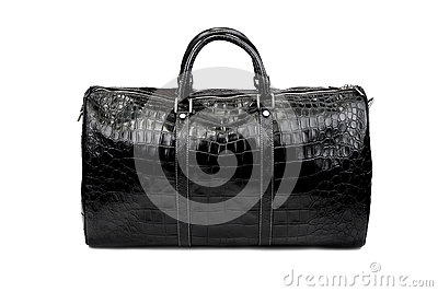 Dark male bag-1