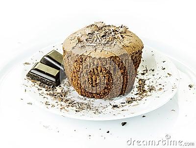 Dark muffin