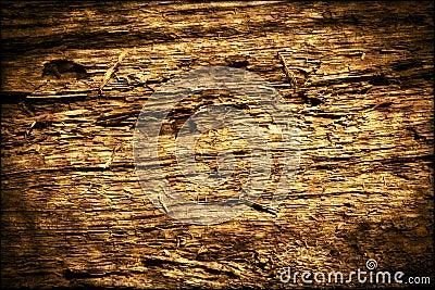 Dark Old Rotten Wood Background Texture