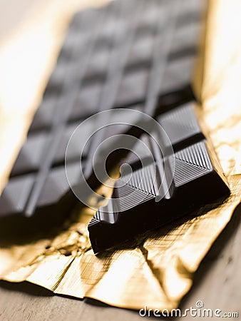 Free Dark, Plain, Chocolate Stock Photo - 7230180